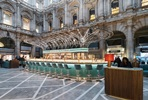 Visit to St Pauls Cathedral and Champagne Afternoon Tea at Fortnum & Mason, Royal Exchange for Two