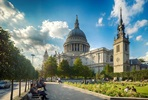 Visit to St Paul's Cathedral and Brunch with Free-Flowing Prosecco at Gordon Ramsay's Bread Street Kitchen for Two