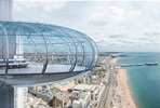 Visit to The British Airways i360 and Borde Hill Gardens for Two