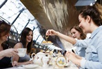 Visit to the Cutty Sark and Prosecco Afternoon Tea for Two